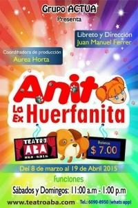 Juan Manuel Ferrer es el autor y director de esta pieza teatral