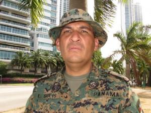 Larry Solis | Director Nacional de Seguridad Ciudadana | Senafront
