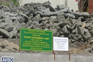 El proyecto recientemente cambió su nombre a The Towers | Foto TVN Noticias