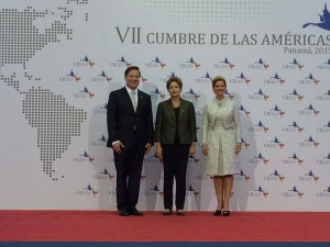 Dilma Vana da Silva Rousseff, presidenta de Brasil.