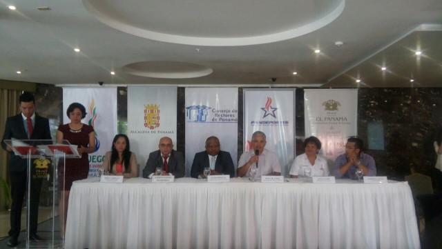 El anuncio lo hizo el alcalde de Panamá José Isabel Blandón | Foto: Mariana Cordero Alcalá