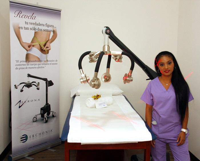 Con Zerona los pacientes podrán reducir medidas y perder peso en 40 días   Foto: Javier Villasmil