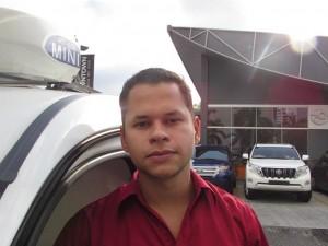 Irwin Rodríguez