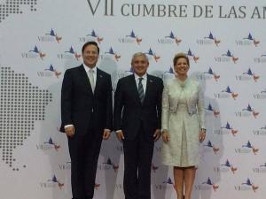 Presidente de Guatemala Otto Pérez Molina