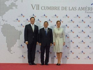 Presidente de Perú Ollanta Humala