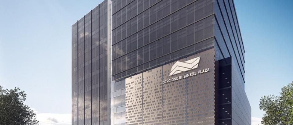 Corcione Business Plaza cuenta con pre-certificación LEED