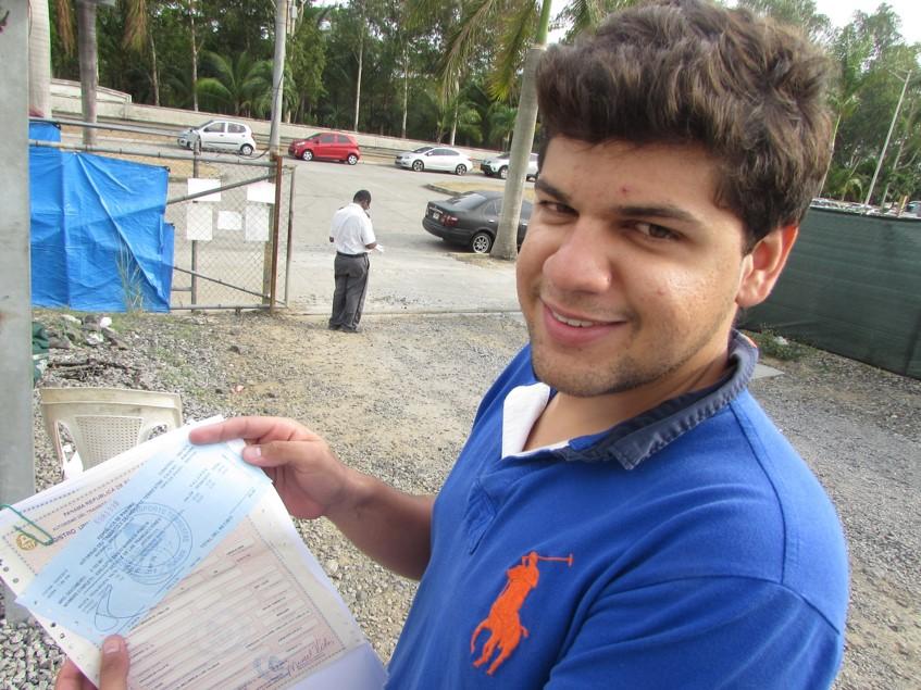 Carlos Hoyos
