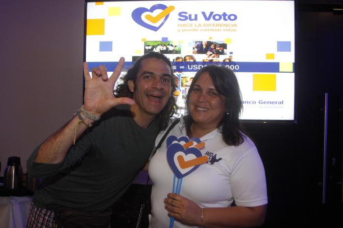 Roba Morena, de Yo Reciclo y Trina Aguais de AID for AIDS