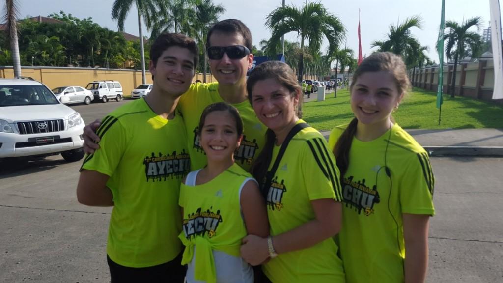 Familia López Sayegh | Foto Aydana Ruiz