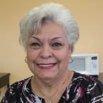 Lourdes de Chalmers. Presidenta de las Damas Doradas