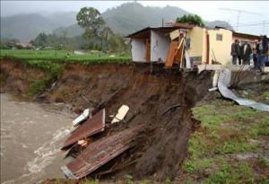 Panamá-lluvias