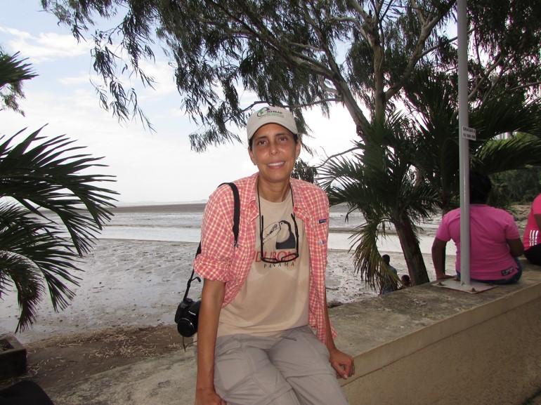 Rosabel Miró, directora ejecutiva de Audubón Panamá | Foto: Aydana Ruiz