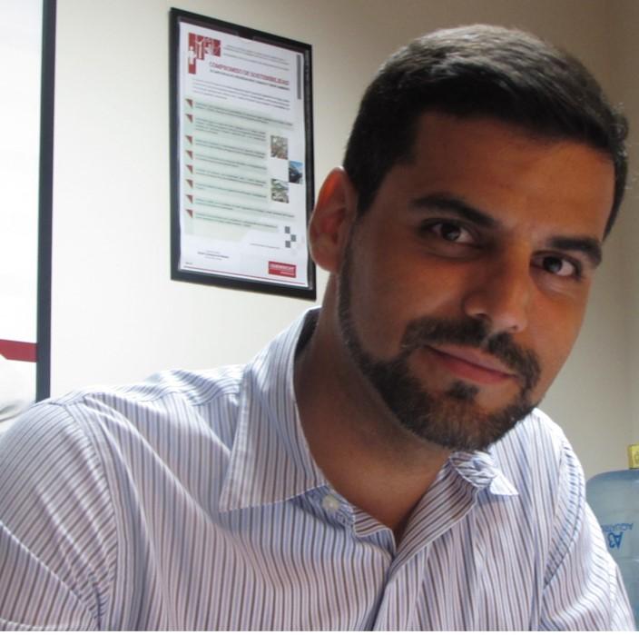 Ing. Marcel Castillo, Odebrecht.