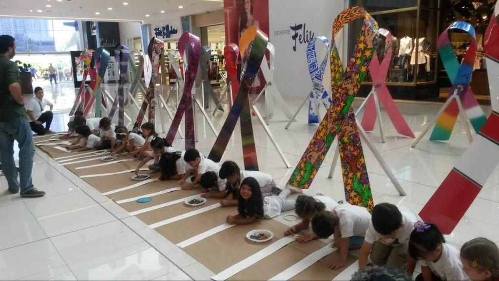 Buscadores de Tesoros realiza paseos y actividades relacionados con el arte.