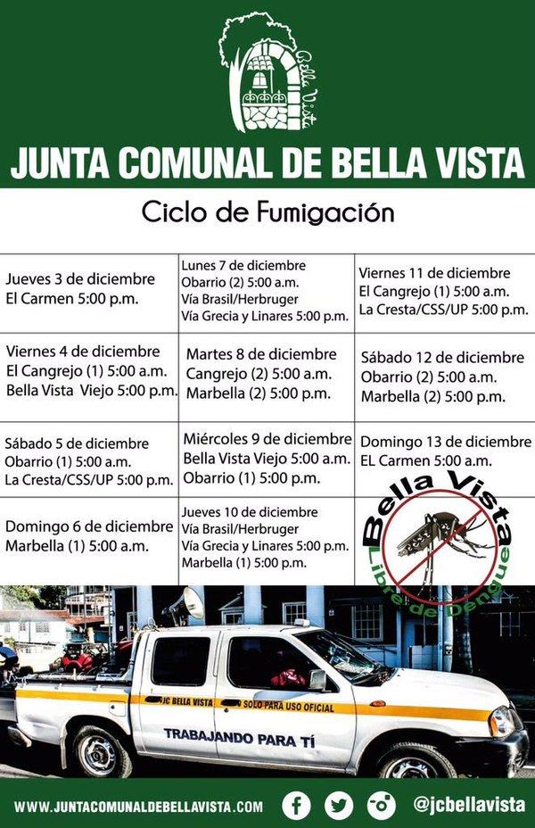 Foto: Junta Comunal de Bella Vista