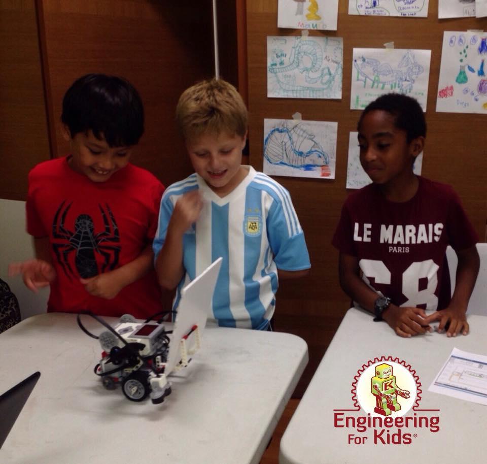 Engineering for kids está ubicado en Ocean Mall de CDE.