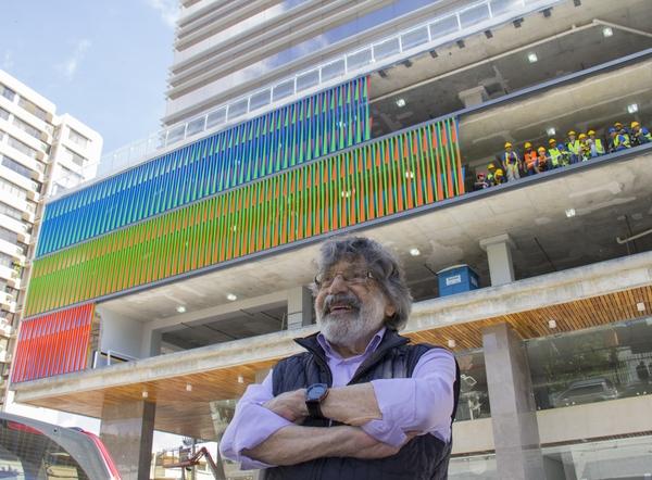 Instalacion Reja Kennex Plaza Lugar: Ciudad de Panama, Panama
