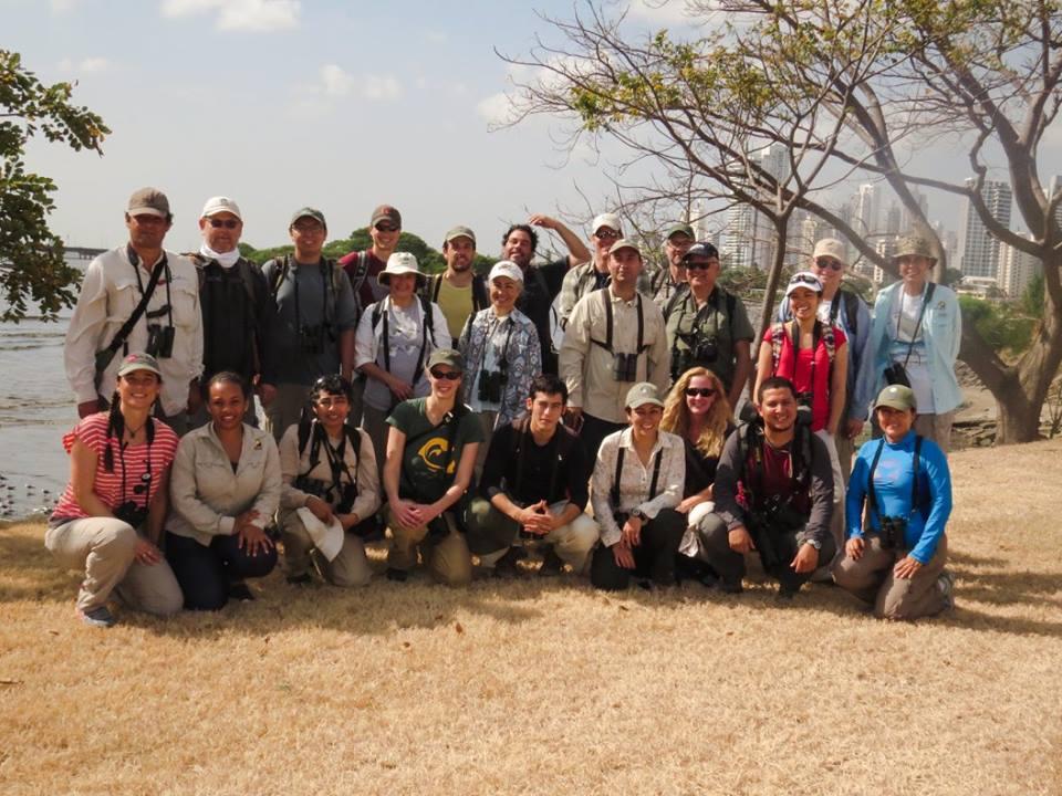Cada año, expertos de toda la región visitan Panamá para ver de cerca decenas de especies de aves migratorias | Foto: Audubon Panamá