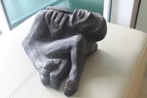 Escultura Sara farate