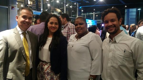 Nestor Altuve, Briceida Meledez, Keyla Beresford, Augusto Ramírez