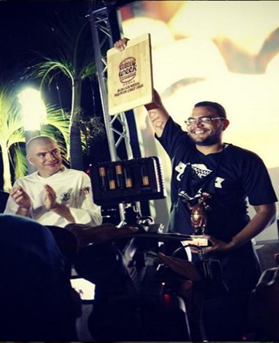 Sergio Landero   Master Chef