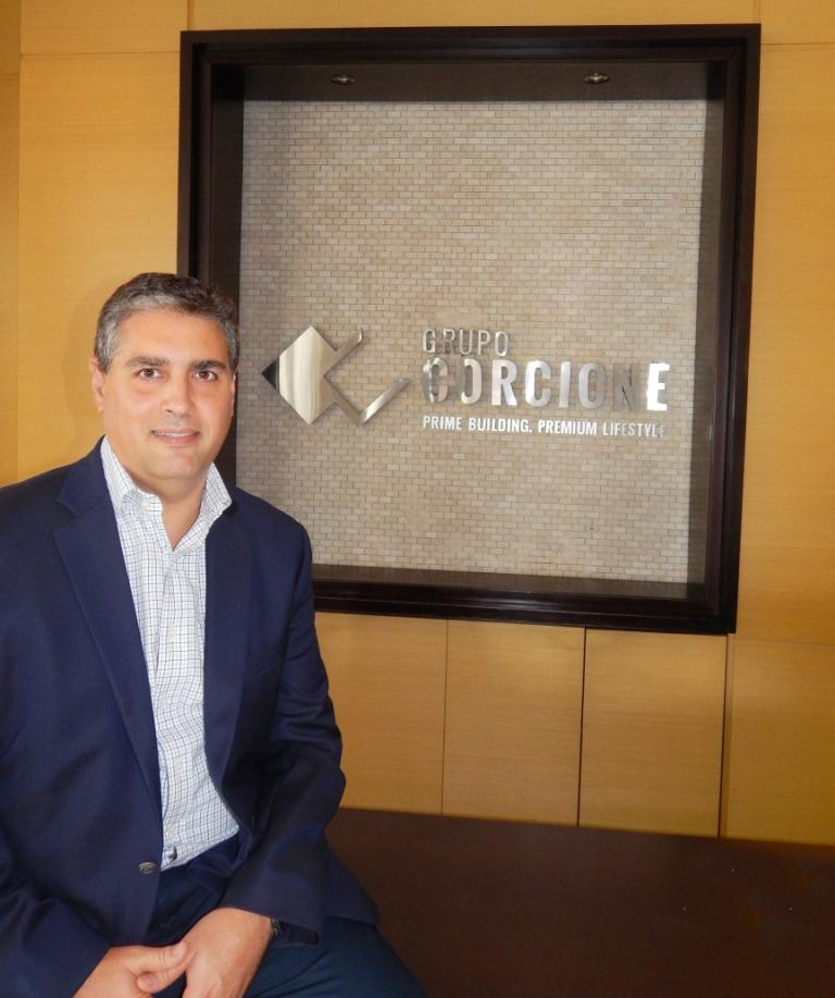 José Carlos Corcione Perez-Balladares, presidente ejecutivo de GC Panamá