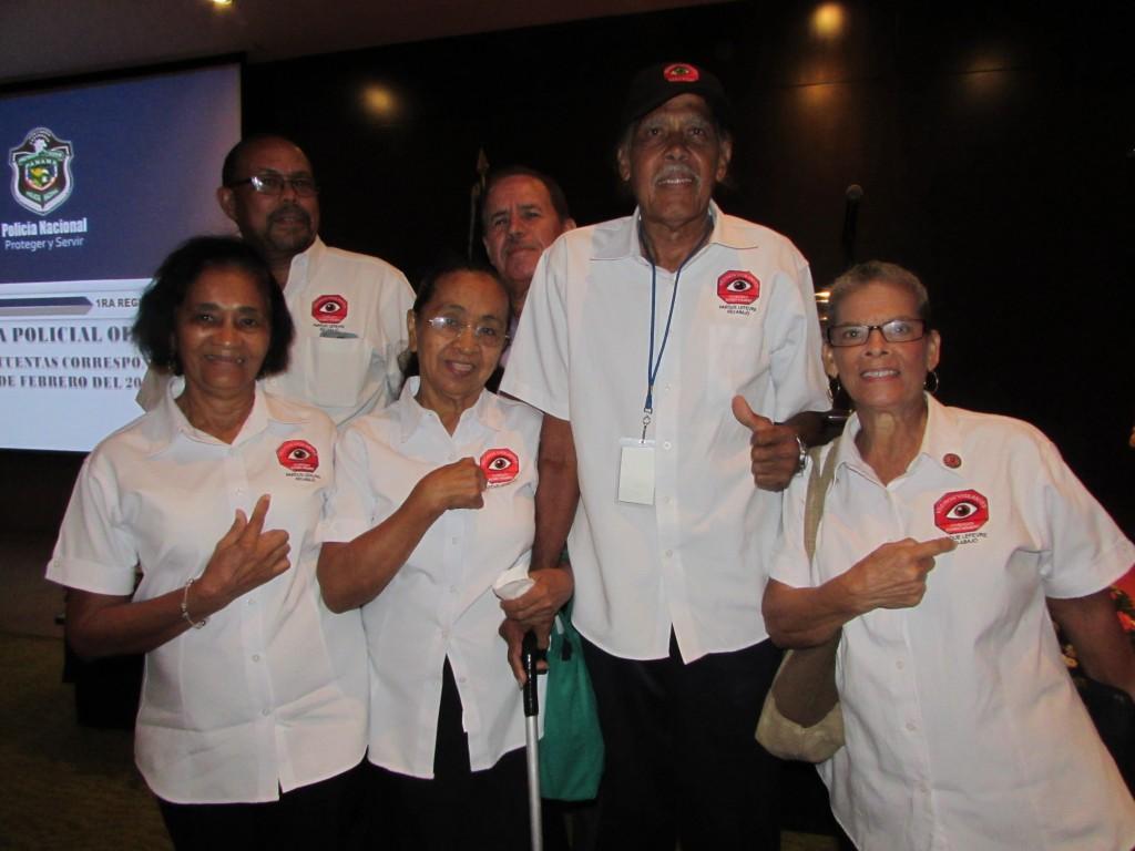 En el mes de marzo el programa de VV cumplió 20 años en Panamá. Una comunidad organizada no solo es capaz de actuar frente a un hecho delictivo sino en otras circunstancias como una emergencia de salud o calamidad doméstica.