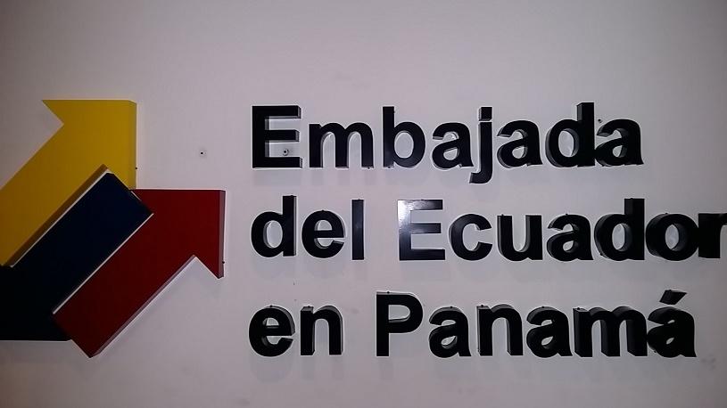 Embajada de Ecuador en Panamá
