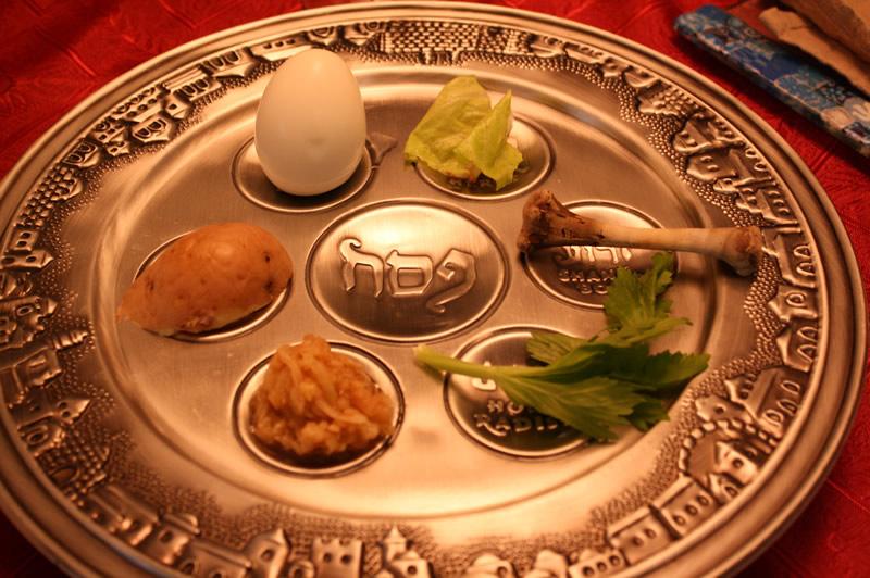 El Séder de Pésaj es un importante ritual festivo.