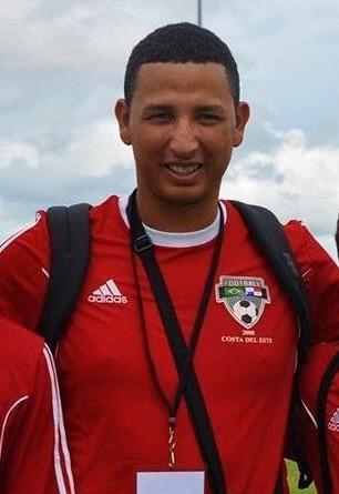 Francisco Portillo. Gerente deportivo CDE FC y ex seleccionado nacional de Panamá.
