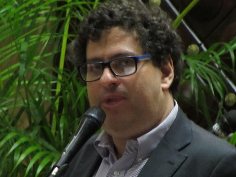 Gustavo Kraselnik, rabino Congregación KSI | Foto: AR