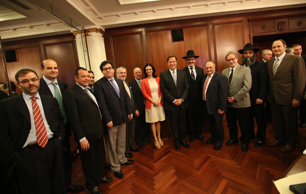 El presidente Juan Carlos Varela confirmó su asistencia a la celebración de los 140 años de la Congregación KSI.