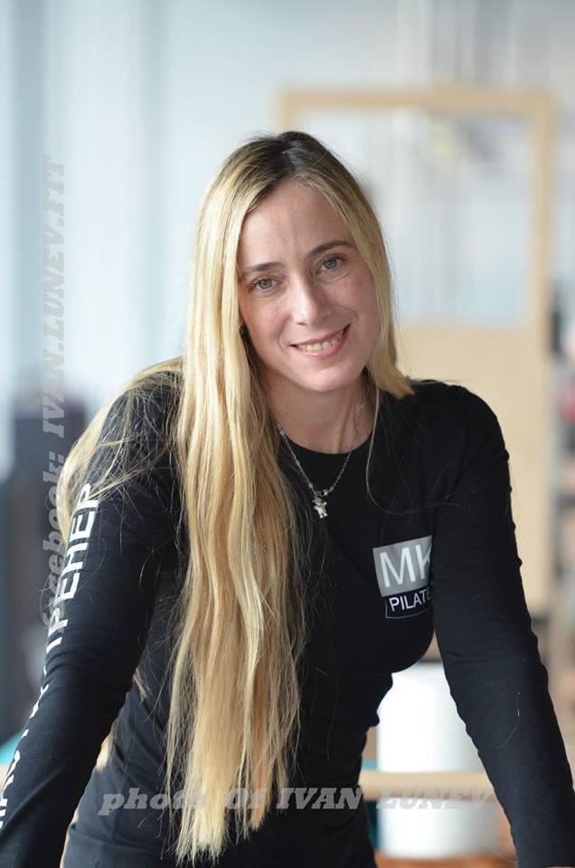 Veronica Ponieman | Pilates instructor