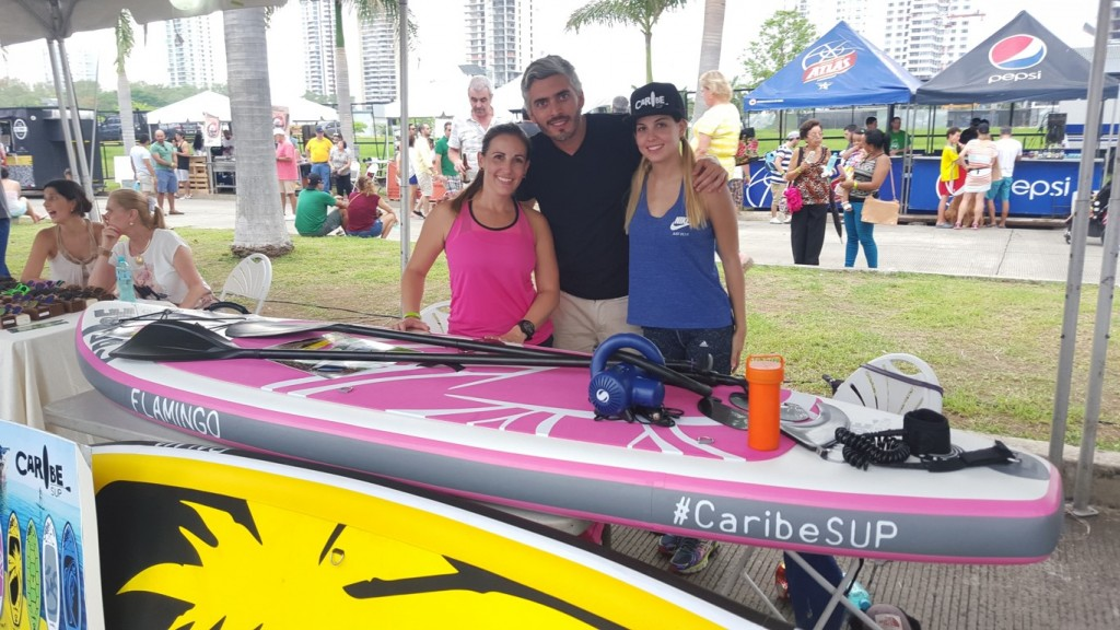 Caribe Sup, the inflatable paddleboard | Foto: AR