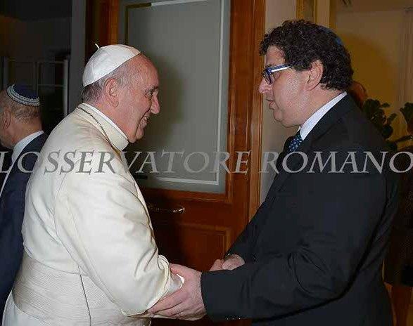 El rabino Gustavo Graselnik es fiel creyente del diálogo interreligioso como vía en la búsqueda de la paz | Foto: cortesía