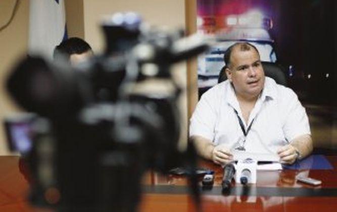 Gil Fábrega, director del SUME 911   Foto: cortesía