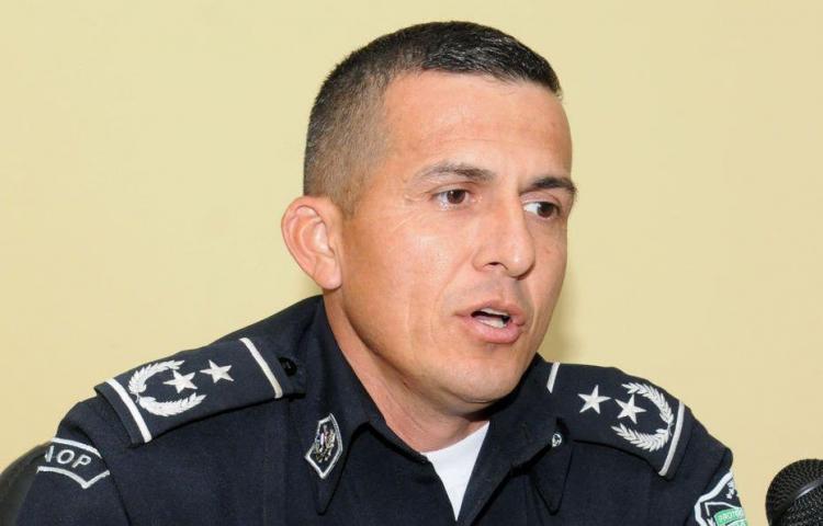 Javier Fanuco, comisionado y jefe DNOT   Foto: cortesía