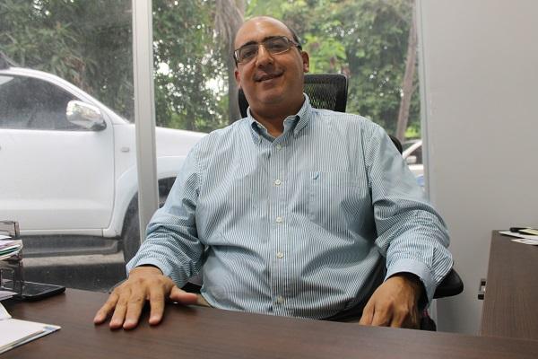"""Montenegro: """"Vía Israel será la menos afectada por los trabajos debido a que solo será atravesada por la nueva red""""."""