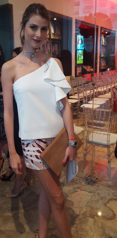 Stefanía Fernández, Ex Miss Universo | Foto: AR