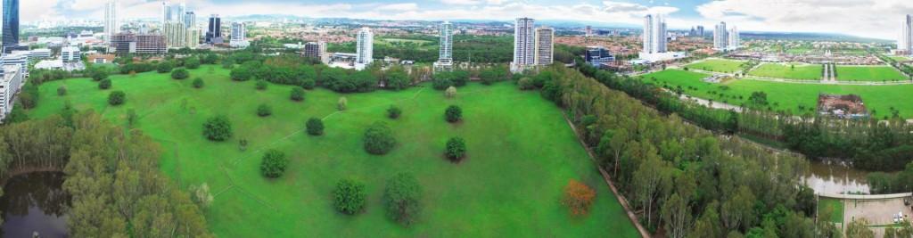 Parque Felipe Motta, CDE