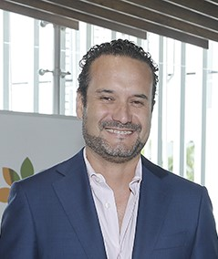 Jose Manuel Bern, vicepresidente de Empresas Bern   Foto: AR