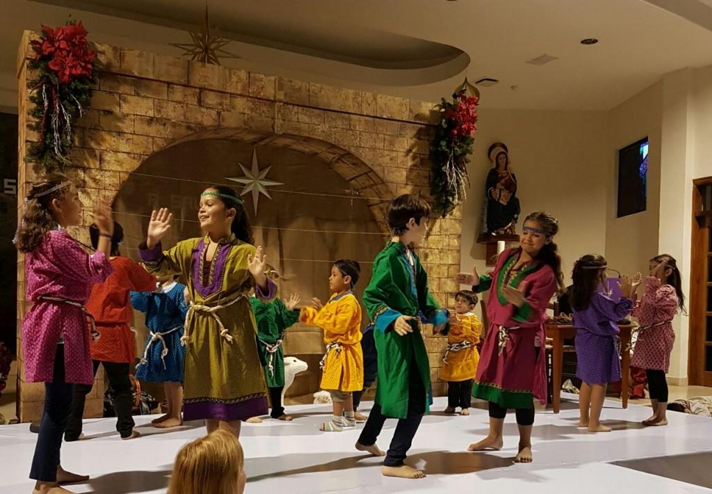 Las funciones serán los días 14 y 15 de diciembre a las 7 de la noche, en la Parroquia San Lucas Evangelista de CDE. La entrada es gratis  Foto: Cortesía