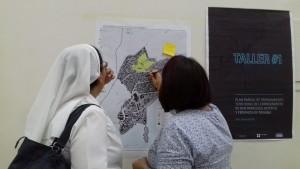 Los diferentes sectores del corregimiento participan activamente en el Plan Estratégico.