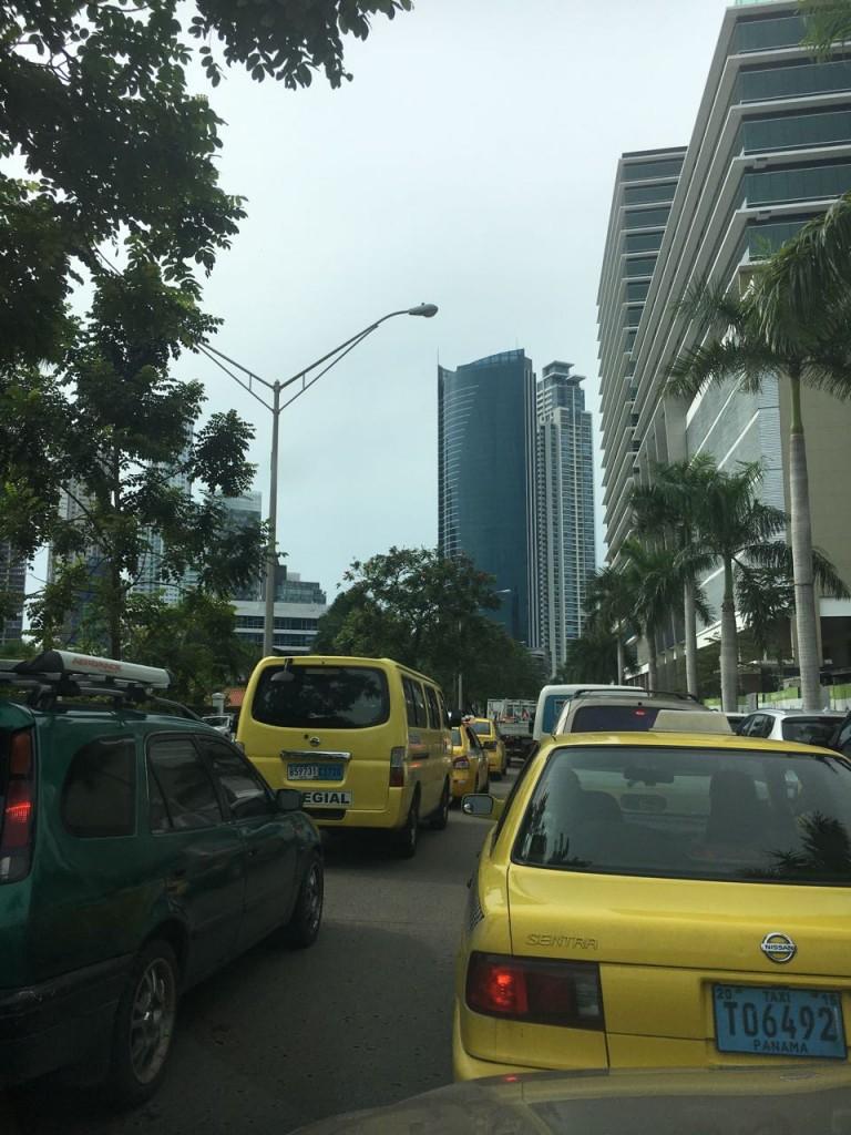 Más salidas y entradas mejorarían el tráfico interno dentro de Costa del Este | Foto: AR