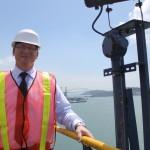 Paul Wallace, Director Ejecutivo de Panama Ports Company SA.