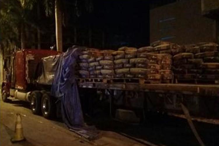 La carga estaba valorada en 8 mil dólares | Foto: Alexander Santamaría