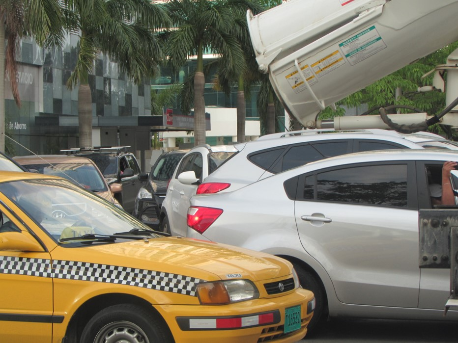 Inevitablemente, el progreso trae consigo más tráfico y congestión | Foto: CDENews