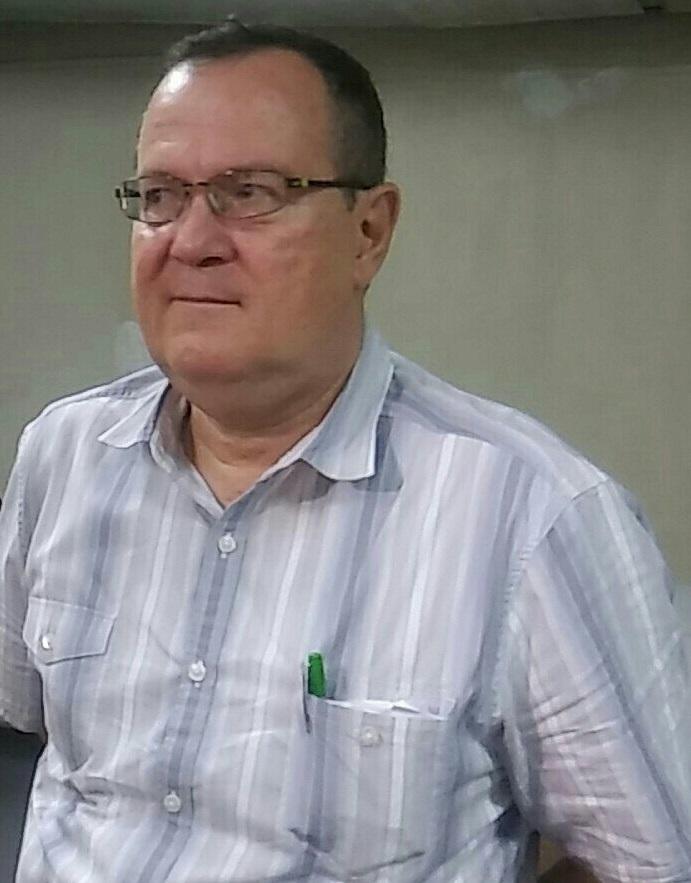 Eduardo Camacho Director del Instituto de Geociencias de la Universidad de Panamá experto en sismología. (1)