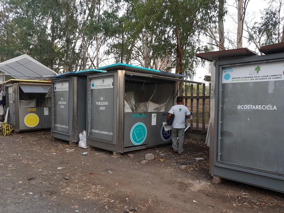 El nuevo Centro de Acopio de Costa Recicla, será inaugurado próximamente | Foto: CDE News