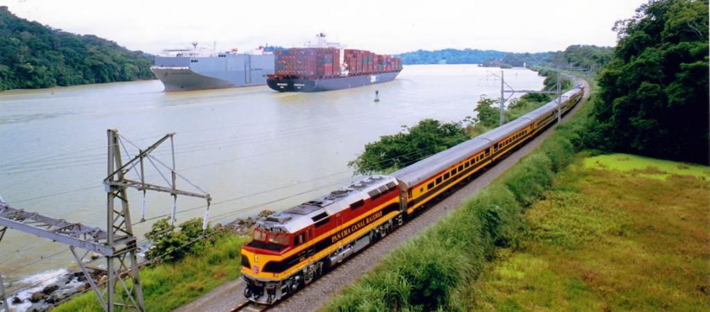 Ferrocarril interoceánico entre Panamá y Colón | Cortesía